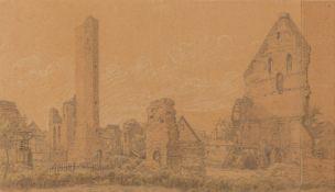 Alvensleben, Oskar von (Benkendorf b. Halle, Dresden 1831-1903) , zugeschrieben