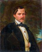 Biedermeier-Porträtmaler (um 1830/40)