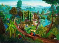 Dufranc, Charles (geb. 1949 Jeremie, Haiti)