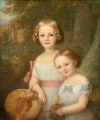 Biedermeier-Porträtmaler (um 1840)