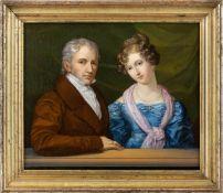 Bildnismaler (um 1825) in der Art von Giovanni Moltani (1800-1867)