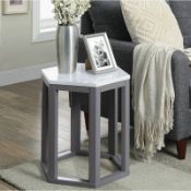 Amcorp Diboll 2 Piece Side Table