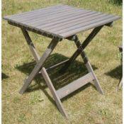 Arlott Folding Wooden Bistro Table - RRP £79.99