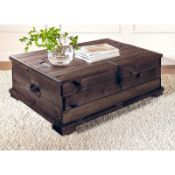 Benfield Trunk Coffee Table - RRP £206.99
