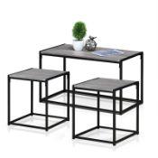 Mariyah 3 Piece Coffee Table Set - RRP £99.99