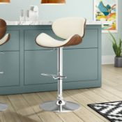 Mesquite Height Adjustable Bar Stool - RRP £119.99