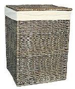 Large Wicker Laundry Bin - RRP £88.99