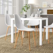 Thomasin Dining Chair (Set of 4) - RRP £114.99