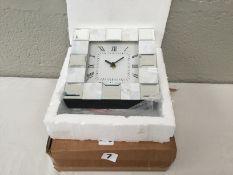 New Clock - Shell