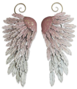 New Large Angel Wings Décor