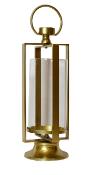 New Gold Effect Lantern