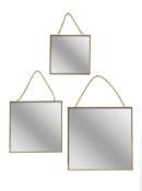 New Asymmetric Mirrors (Set of 3)
