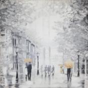 New Rainy Manhattan Scene