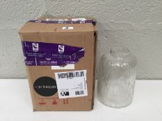 New Clear Glass Vase