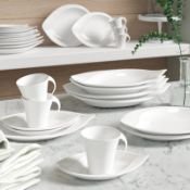 Owings 30 Piece Dinnerware Set, Service for 6 - RRP £139.99