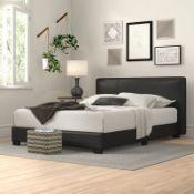 Anaya Upholstered Platform Bed - RRP £102.99