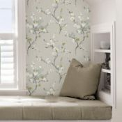 Mirei Peel and Stick 5.5m x 52cm Wallpaper Roll - RRP £29.99