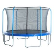 366cm Round Trampoline Net using 6 Poles Net Only - RRP £103.99