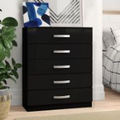 Joselyn 5 Drawer Chest - RRP £123.99