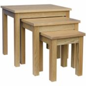 3 Piece Nest of Tables - RRP £97.99
