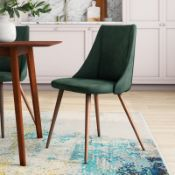 Falmouth Upholstered Dining Chair (Set of 2) - RRP £106.19