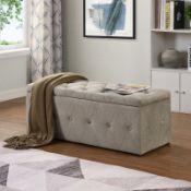 Shillington Blanket Box - RRP £86.99