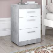 Haygashen Bedside Table - RRP £98.02