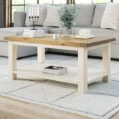 Faucher Coffee Table - RRP £144.10