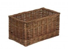 X2 Storage Willow Basket - RRP £23.99 Each