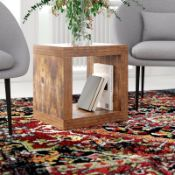Aster Cube Side Table - RRP £52.25