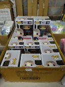 BOX OF 17 HANS SOLO STAR WARS POPS