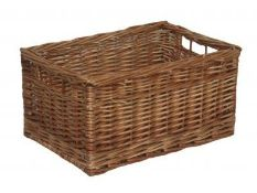 Storage Willow Basket x 3 - RRP £19.99 Each