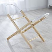 Dorothy Folding Moses Basket Stand - RRP £14.99