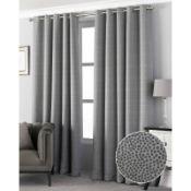 Waukegan Grommet Room Darkening Curtains - RRP £99.30