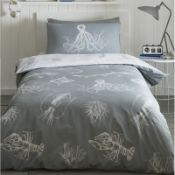 Finkle Percale Duvet Cover Set - RRP £22.99