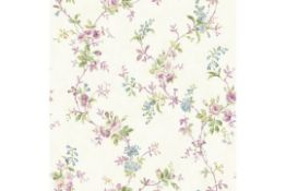 AMINE TRAIL 10M X 53CM WALLPAPER ROLL - RRP £17.99