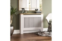 BEACSFIELD RADIATOR COVER - RRP £63.99