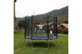 300CM TRAMPOLINE SAFETY NET (NET ONLY ) - RRP £119.99