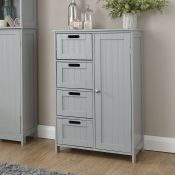 55cm x 82cm Free Standing Cabinet - RRP £96.25