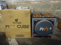 FIT CUBE EXERCISER