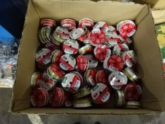 BOX OF XMAS RIBBON
