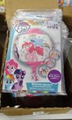 BOX OF MY LITTLE PONY BALLOONS - APPROX 100