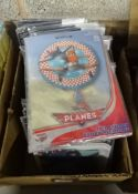 BOX OF PLANES BALLOONS - APPROX 100