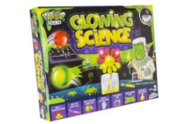 WEIRD SCIENCE - GLOWING SCIENCE SET