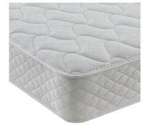 x1|Carpet Right Ex-Display 4ft 6 Silentnight Iris Mattress|RRP £599|