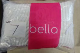 x1|Carpet Right Ex-Display Bella Single Pillow|RRP £59|