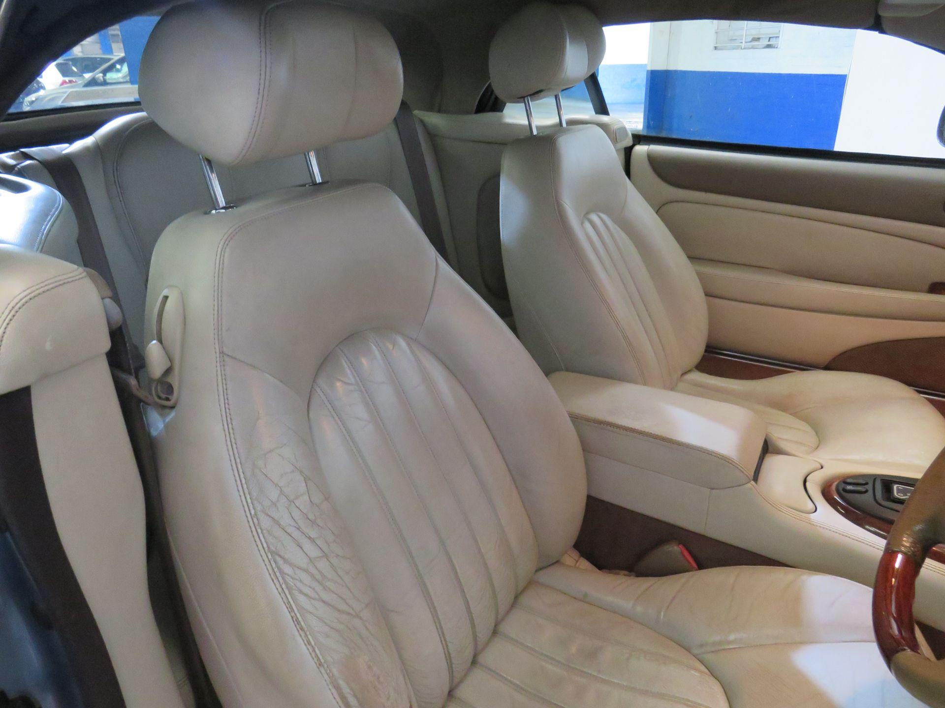 Lot 10 - 2002 Jagaur XK8 Convertible Auto - 3996cc