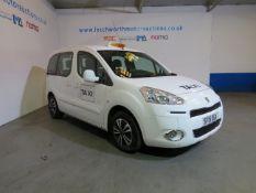 2015 Peugeot Premier S Wheelchair Accessible - 1560cc *NO VAT*