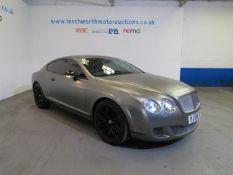 2008 Bentley Continental GT Speed Auto - 5998cc