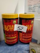 Pair of Mutant BCAA9.7 Protein Synthesis Supplement